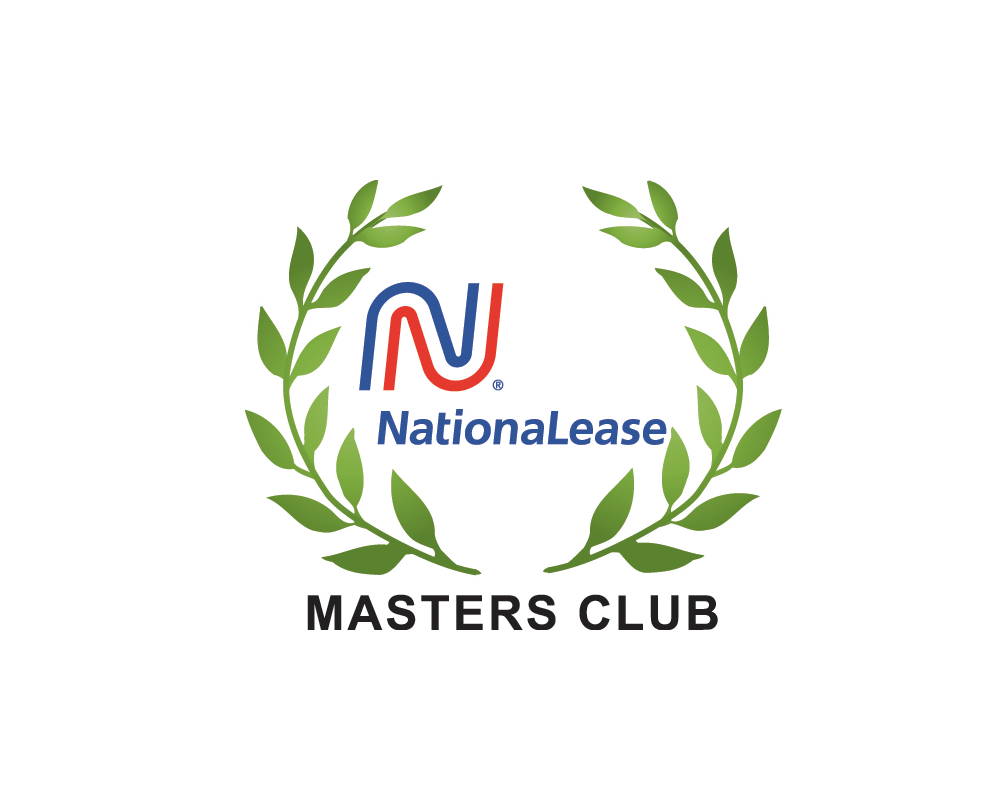 NationaLease Honors 2012 Masters Club Award Winners
