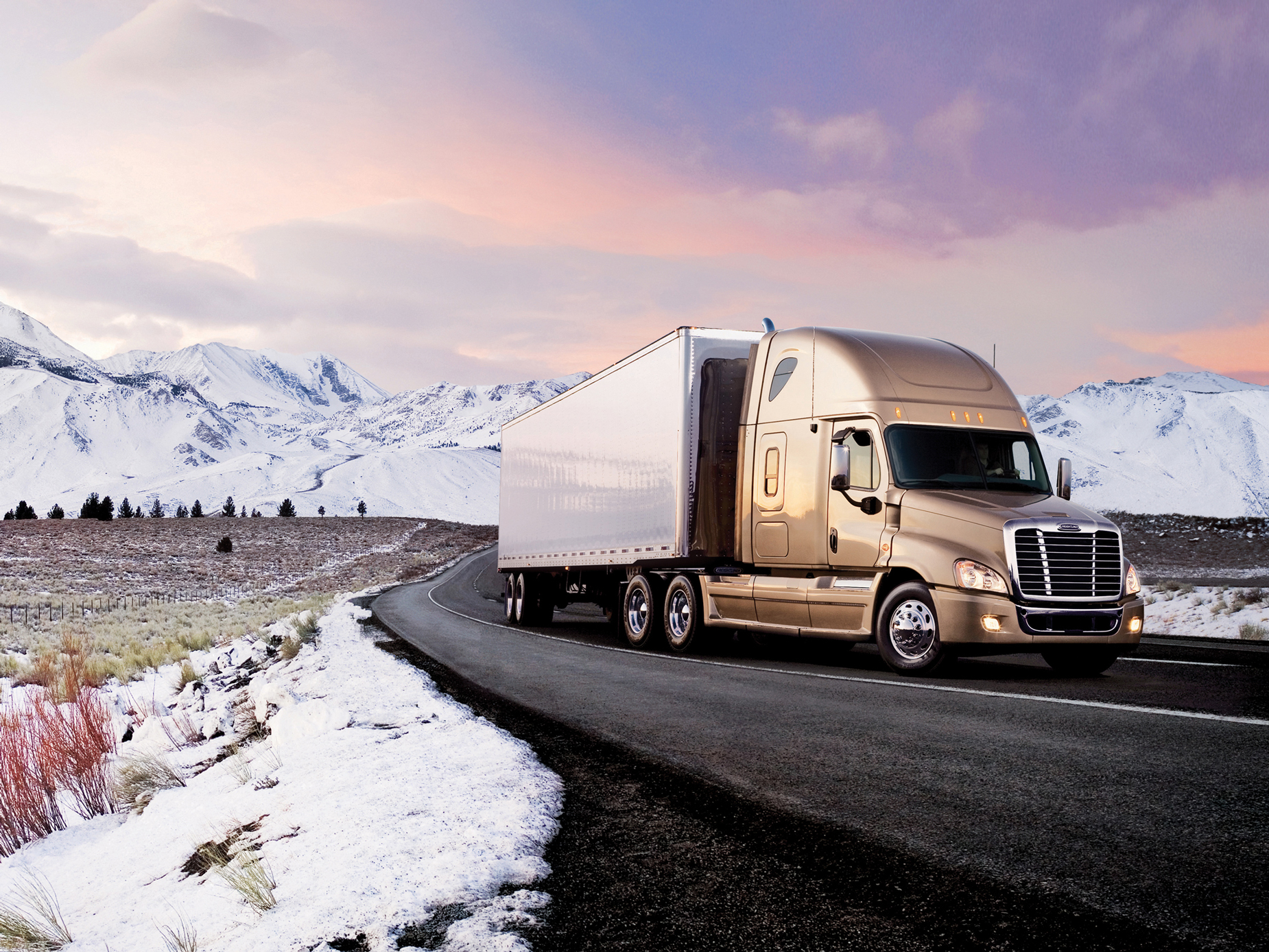 What's Trending for Trucking in 2016?