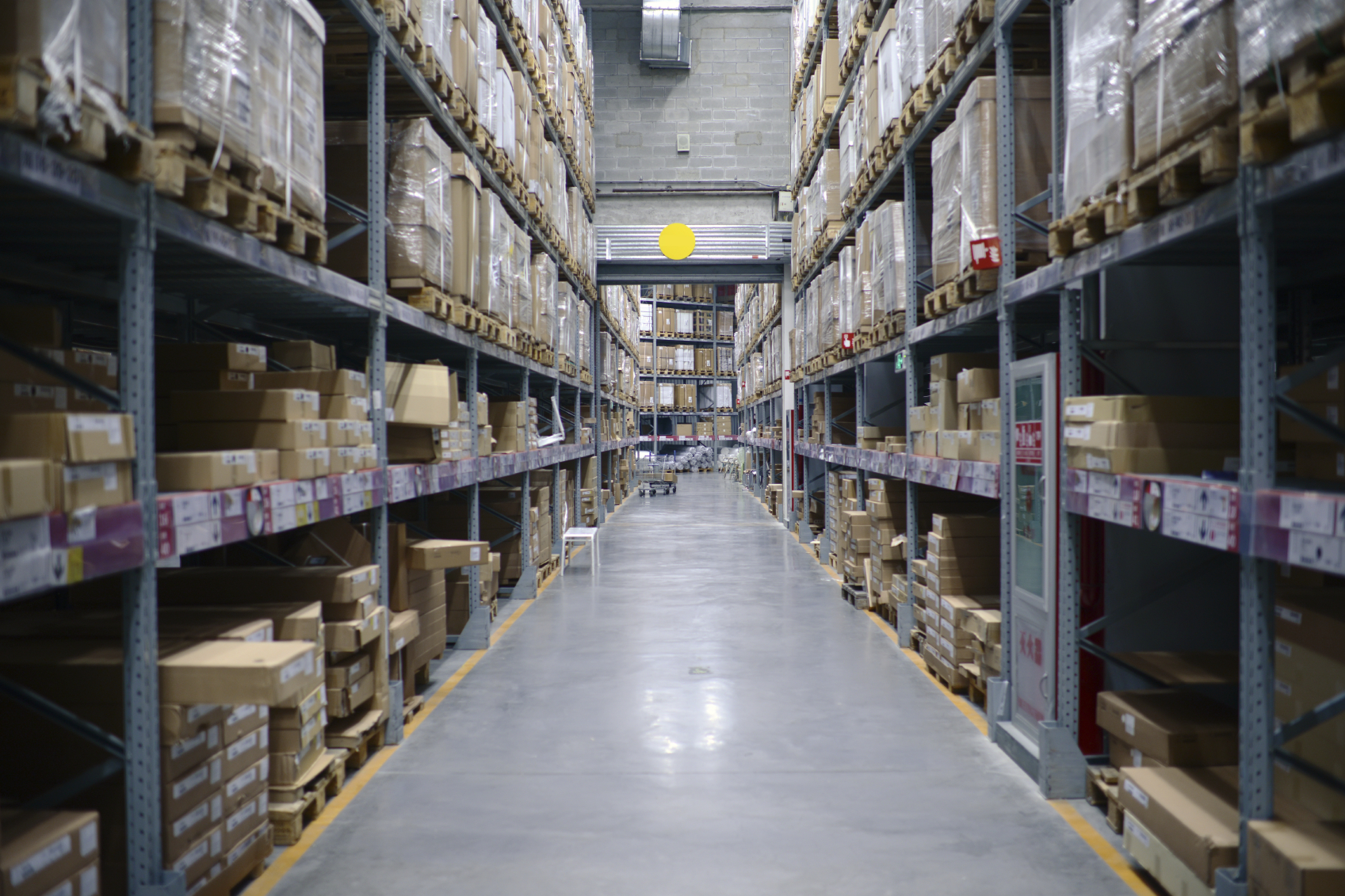 Warehouses Take Stock of Big Data