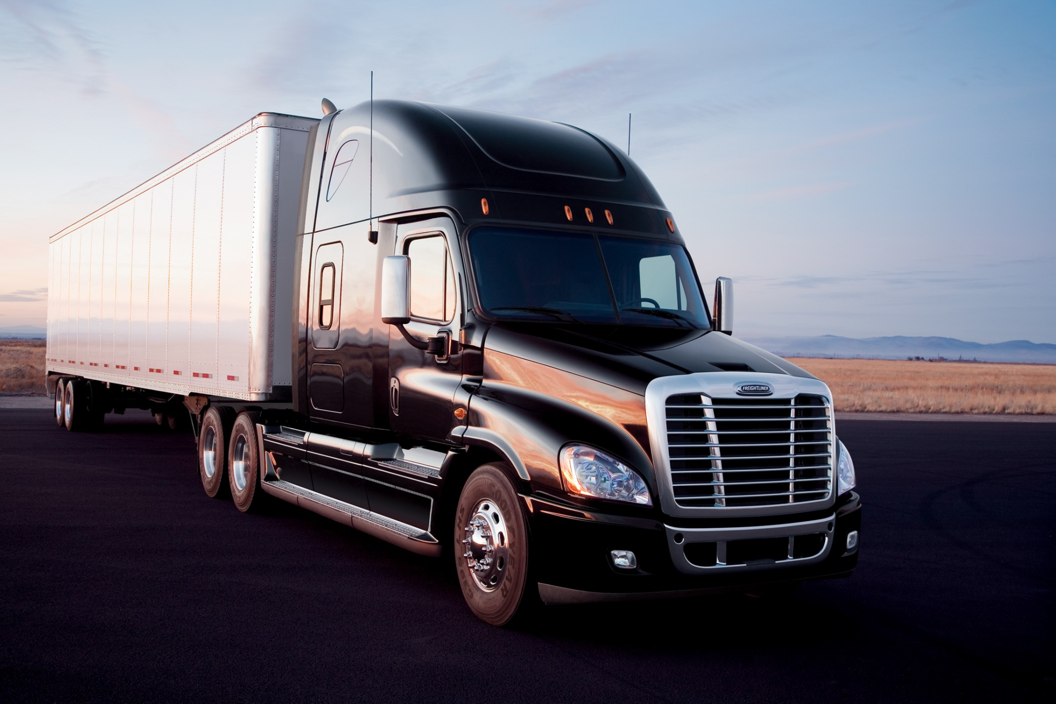Will the Trucking Industry Discard Diesel for Natural Gas?