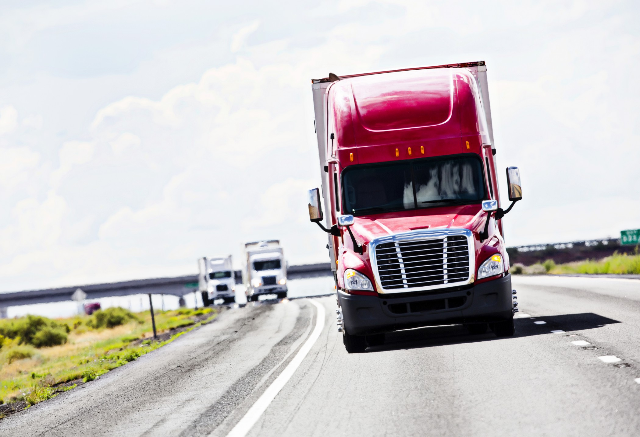 Better Economy Translates into More Trucking Needed