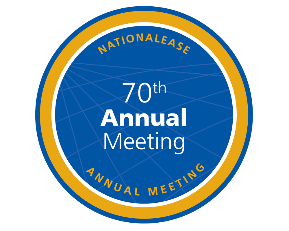 NationaLease Celebrates 70 Years at the Annual Meeting