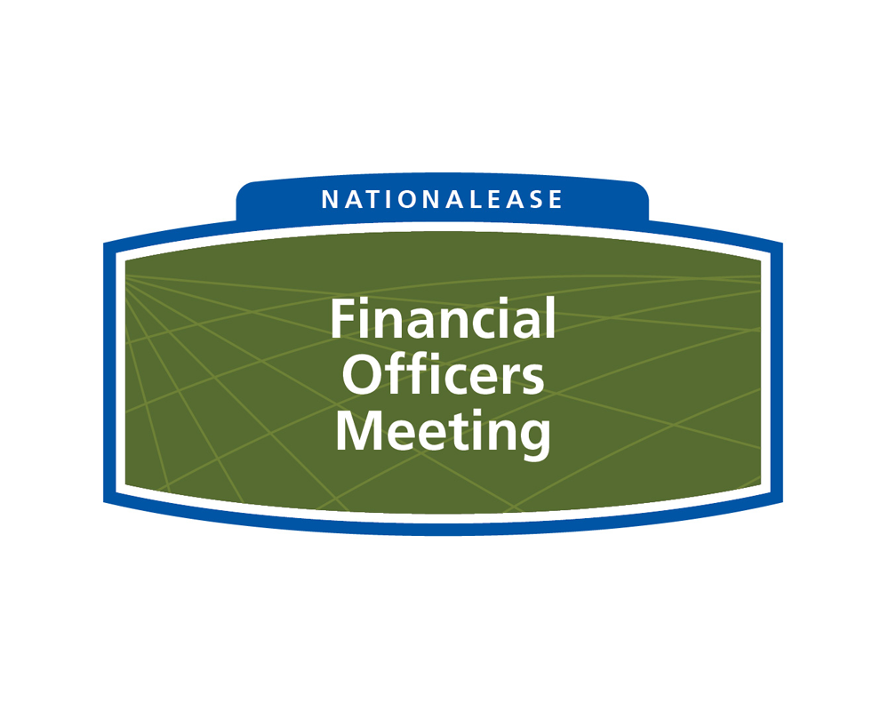 NationaLease Financial Officers Meet for an Information-Packed Day and a Half