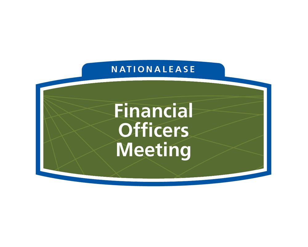 2016 NationaLease Financial Officers Meeting Recap