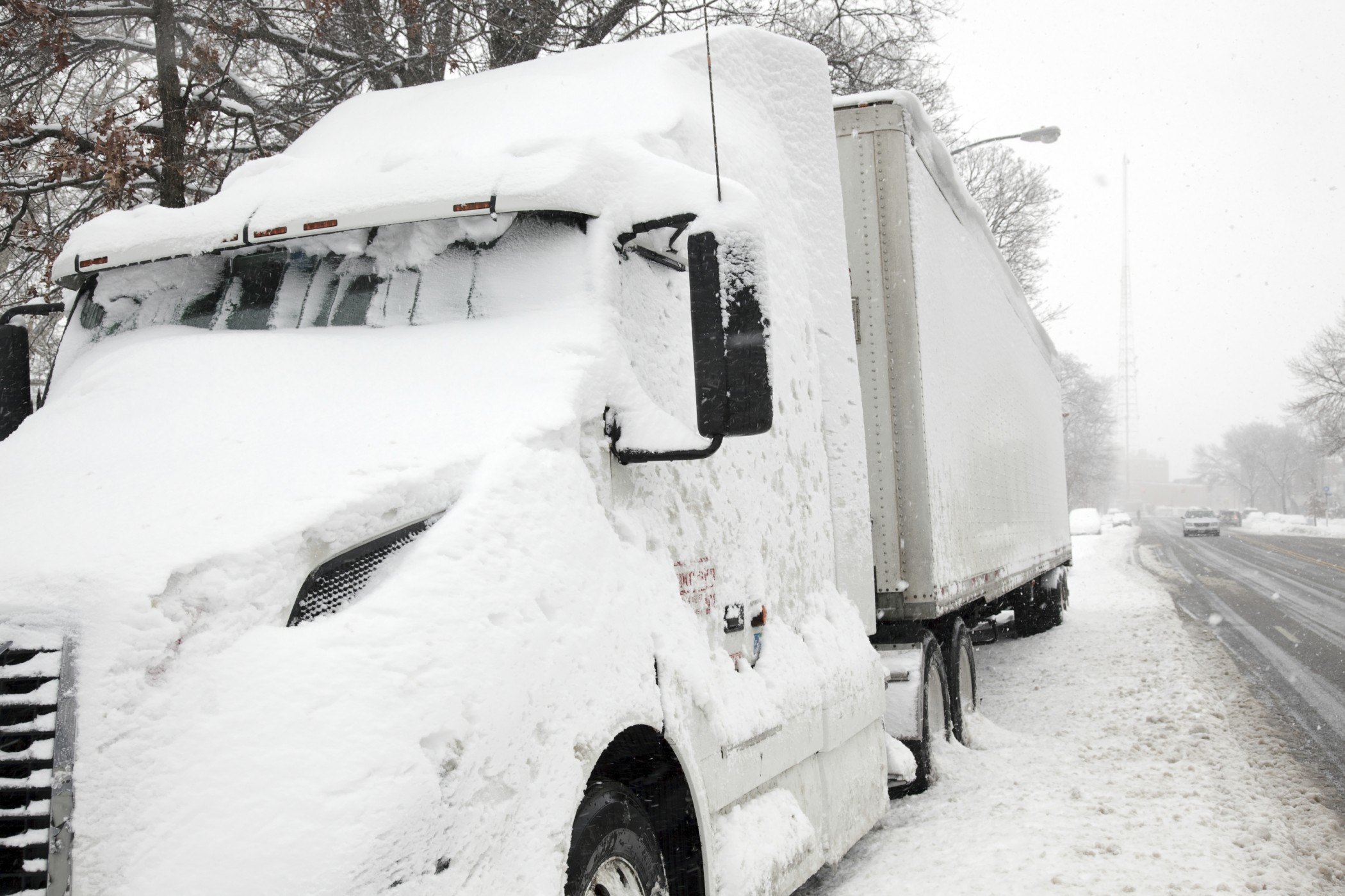 9 Steps to Help Keep Winter Weather from Stopping Your Trucks Cold