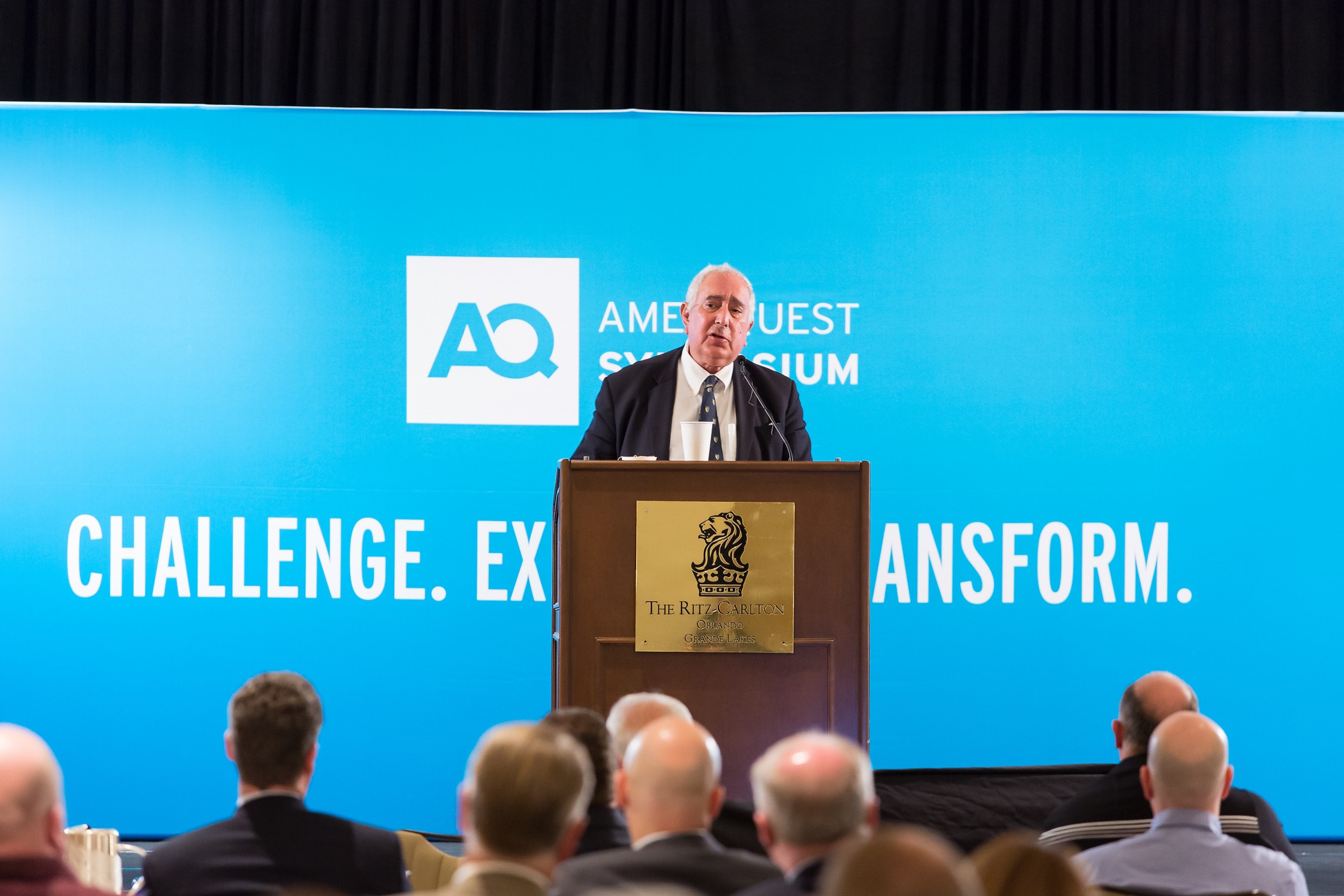 Day One of the 2015 AmeriQuest Symposium Focuses on Service, the Economy, and Transportation
