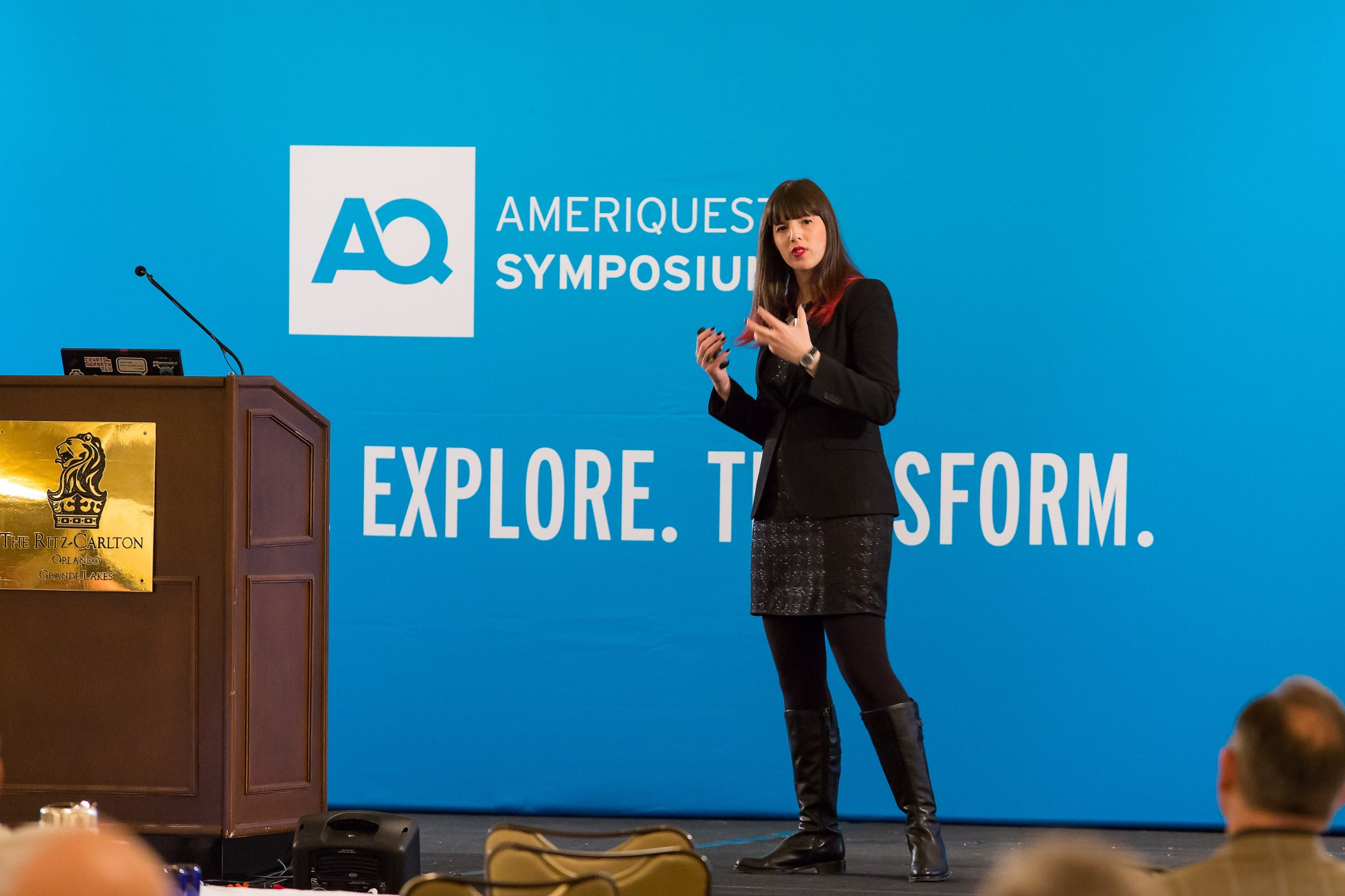 Change Your Thought Processes, Say Speakers at the AmeriQuest Symposium