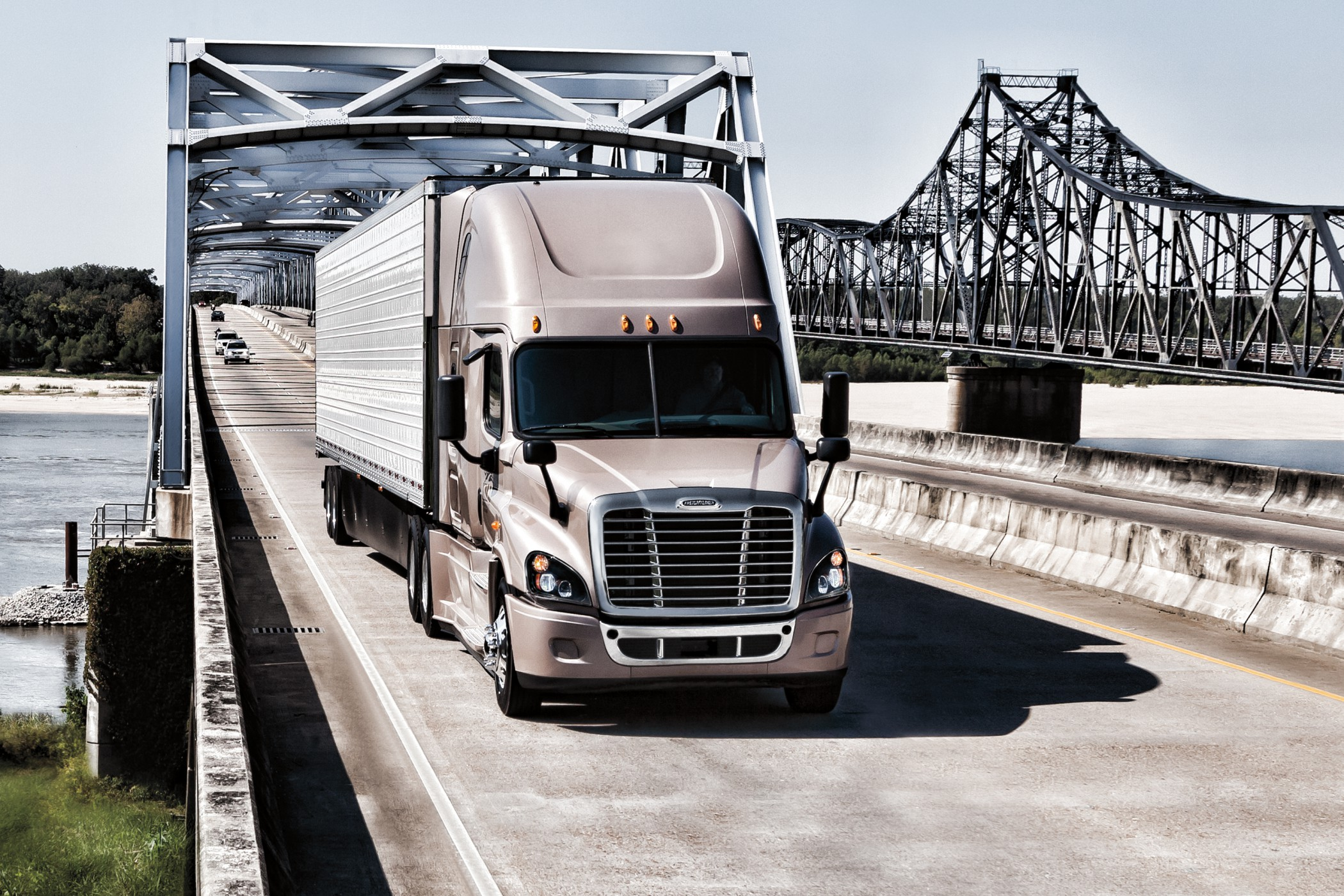 Trucking is the Freight Transportation Winner