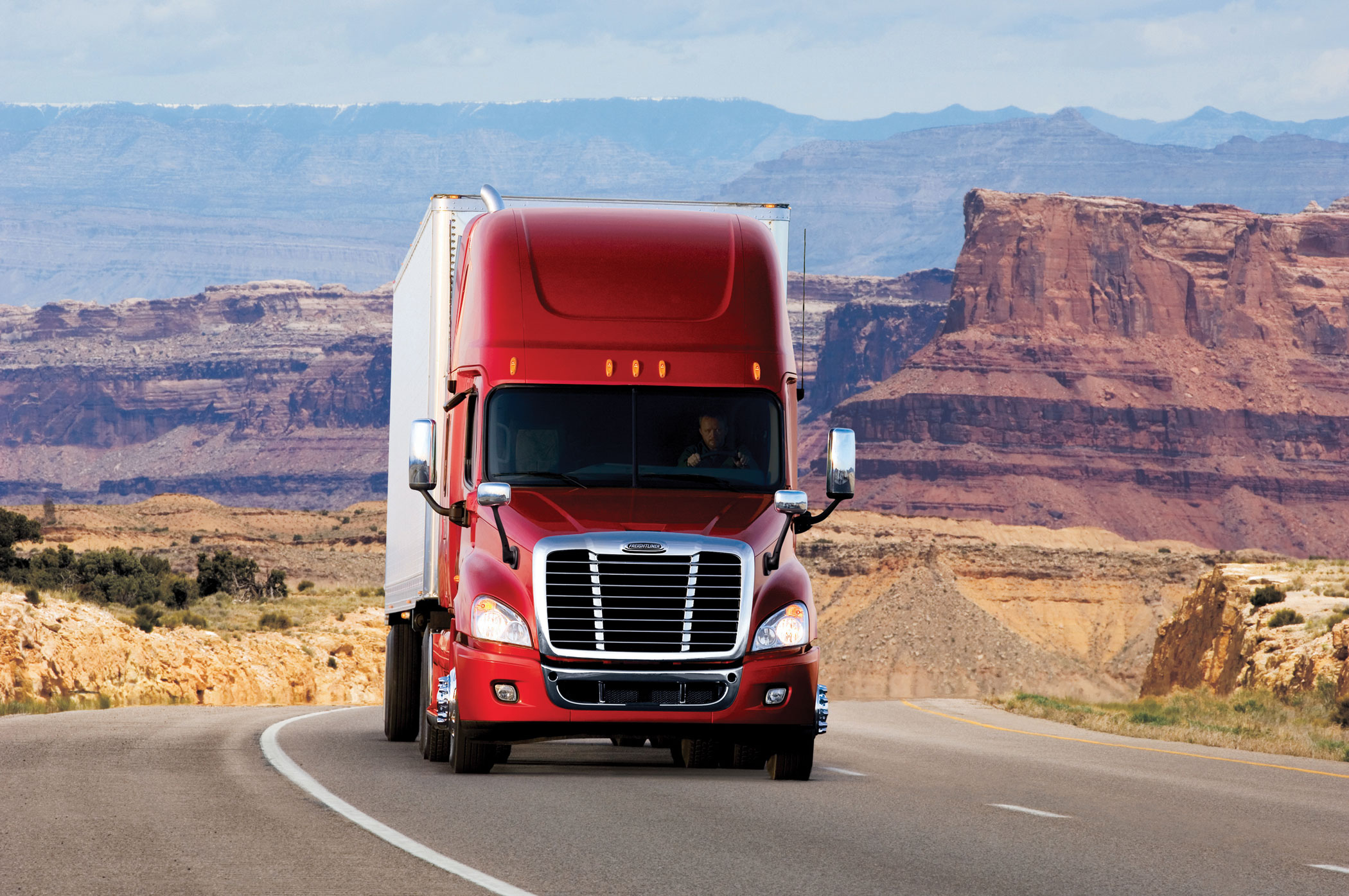 6 Trends Impacting Trucking – Part 6: On the Right Road