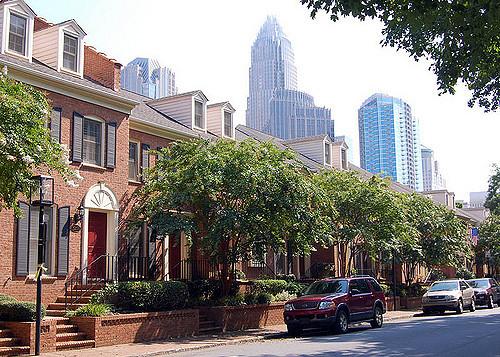 Charlotte Fourth Ward