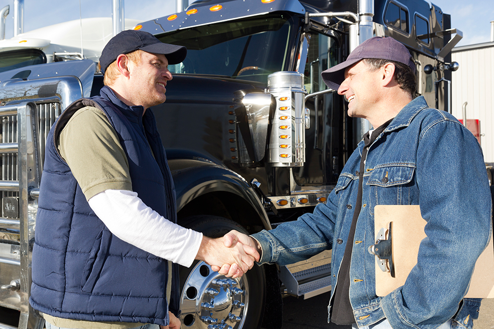 """It's National Truck Driver Appreciation Week. So Let's All Say, """"Thank You"""""""