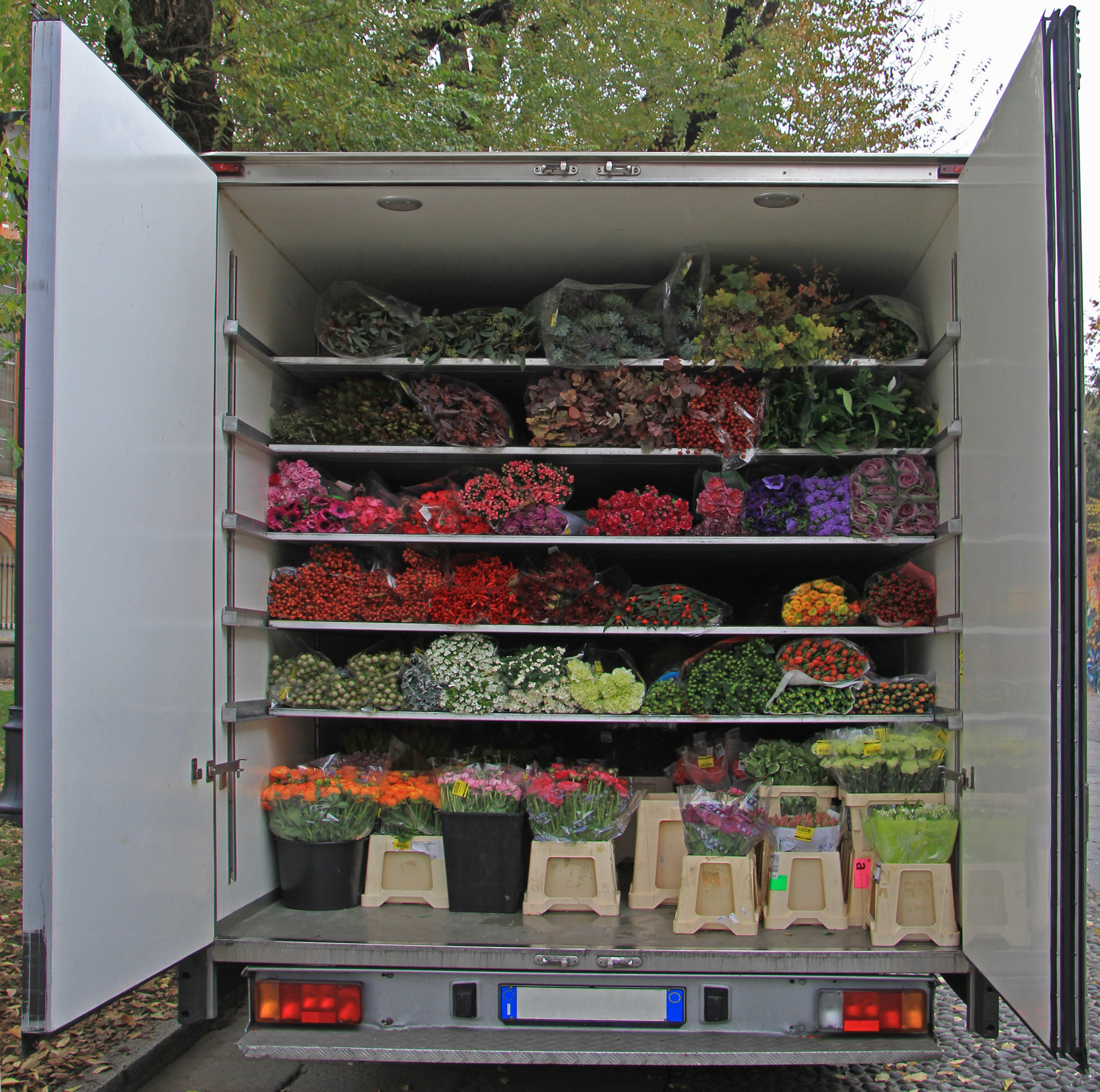 """A """"Fresh"""" Look at Transporting Produce"""