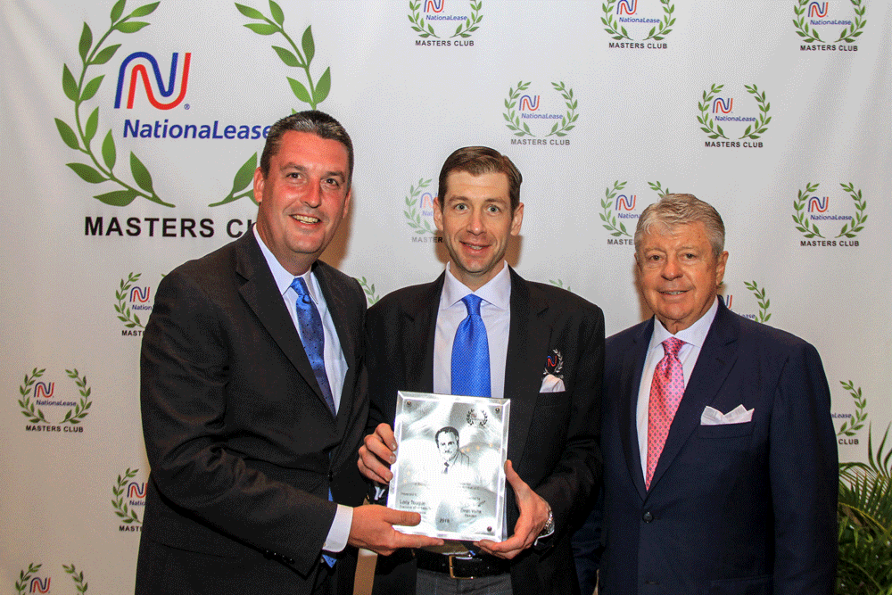 NationaLease Celebrates the 2016 Masters Club Winners