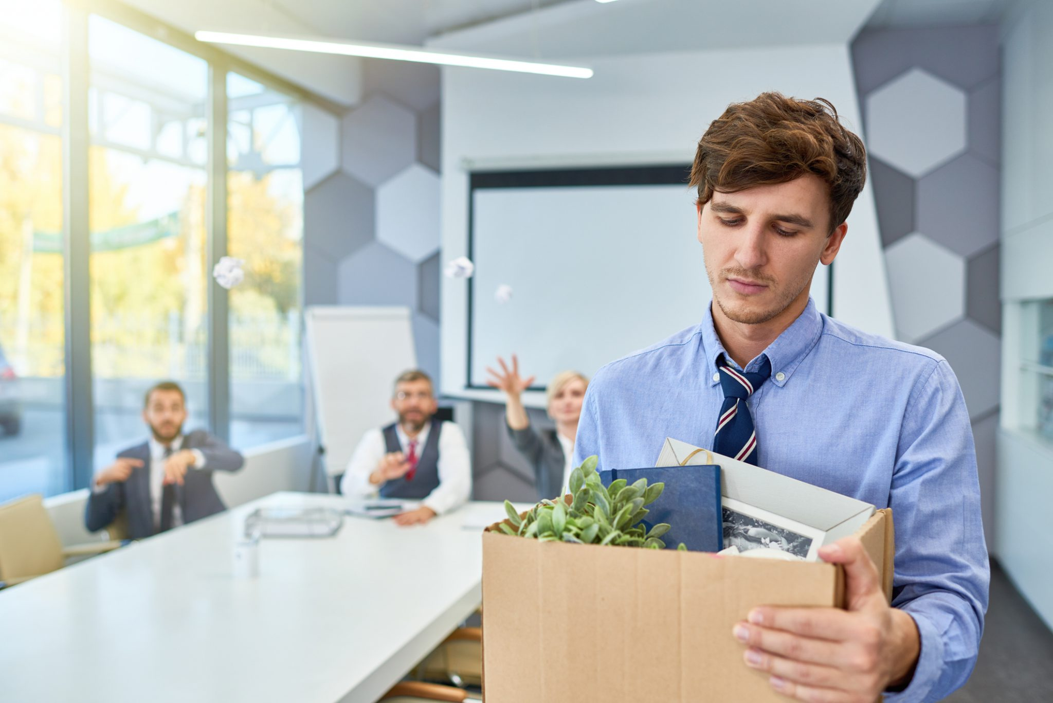 Keep Your Employees from Walking Out the Door